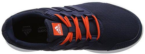 Adidas Menn Joggesko Galaxy 4 Trening Treningsøkt Cloadfoam By2860 Blå
