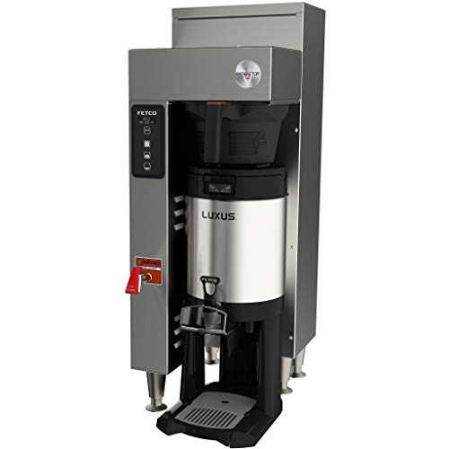 Fetco CBS-1151 V+ Extractor Single 1.5G Automatic Coffee Brewer 208-240V ()