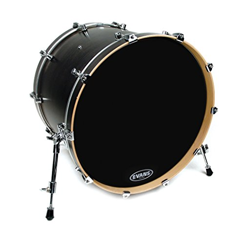 Eq3 Resonant Black Bass Drum - 6