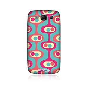 Retro Mod Pattern Hard Back Case Cover For Samsung Galaxy S3 Iii I9300