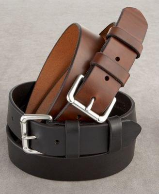Polo Ralph Lauren 405069594213 - Cinturón de piel para hombre ...