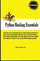 Python Hacking Essentials Front Cover