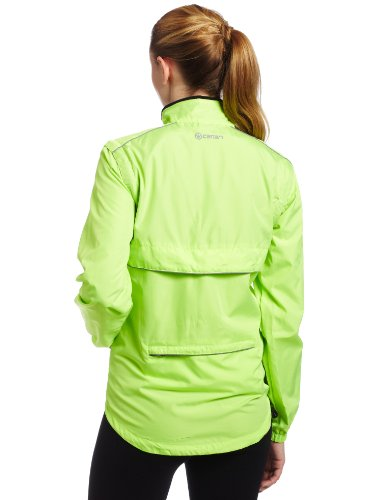 Amazon.com   Canari Cyclewear Women s Tour Jacket Cycling Jacket   Reflective  Vest   Clothing 5b97774f6