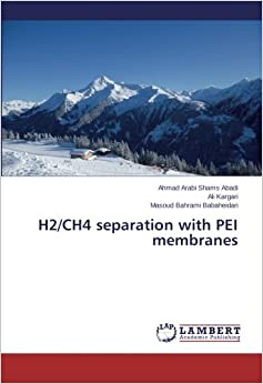 Book H2/CH4 separation with PEI membranes