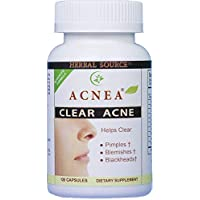 ACNEA Remedy: The Most Effective and Powerful Acne Pills on the Market Today, Clear...