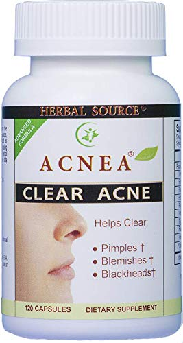 ACNEA Remedy: The Most Effective and Powerful Acne Pills on the Market Today, Clear Pimple and Blimishes, Combat Pimple From Inside Out, Work Gently With No Side Effects, 120 Capsules, Made in USA. (The Best Acne Products On The Market)