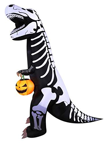 Occasions 7' Airblown T-Rex Halloween Inflatable]()