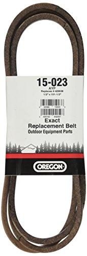 """Oregon 15-023 Deck Belt 1/2"""" by 101-1/2"""" Lawn Mower Belts"""