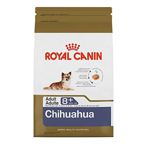 Royal Canin 519625 Breed Health Nutrition Chihuahua 8+ Dry D