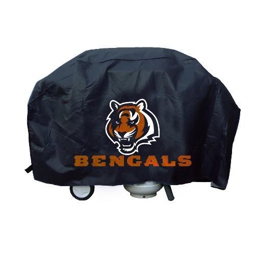 - Rico Industries NFL Cincinnati Bengals Deluxe Grill Cover, Orange Lettering