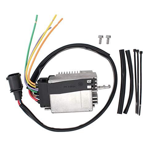 - NewYall Engine Radiator Cooling Fan Control Unit Module