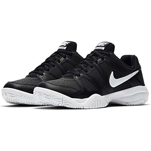 gs gs gs white 003 40 Eu black Nike Nike Nike Homme De Chaussures 7 City Court Tennis Noir qnO7tPvn