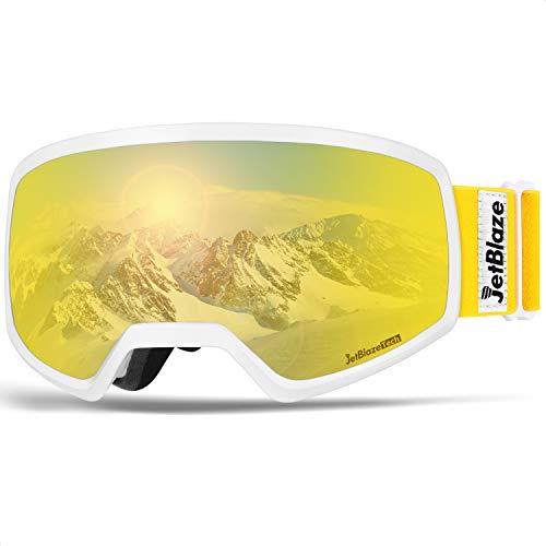JetBlaze Ski Goggles OTG