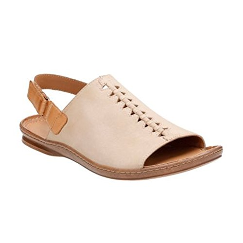 Artisan By Clarks Womens Sarla Forte Casual Sandal Sand 8 M Us