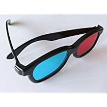 Projector Accessories Home Theater 3D Red Blue Glasses Upgrade