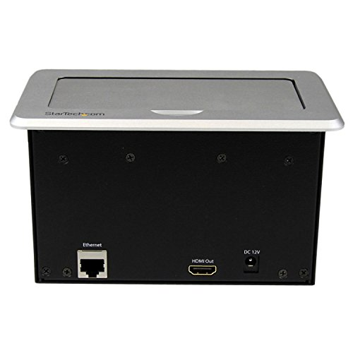 41fum9RfIsL - StarTech.com BOX4HDECP Conference Table Connectivity Box - HDMI/VGA/Mini DisplayPort to HDMI Output with Fast Charge USB and Ethernet Pass-Through