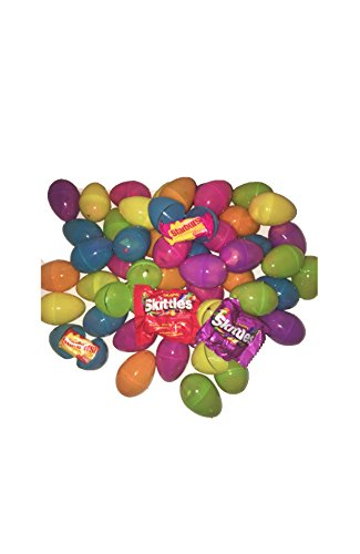 Candy Filled (Skittles, Starburst, Candy Filled Easter Eggs)