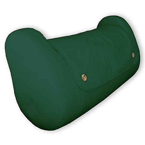 Lounger Leg (LegLounger (100% Cotton Cover, Green Color))