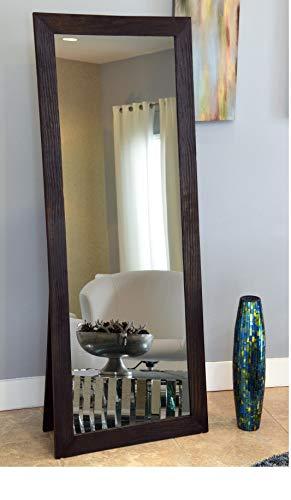 Naomi Home Freestanding Cheval Floor Mirror -