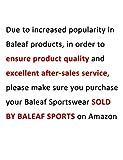 "BALEAF Women's 8"" High Waist Biker Workout Yoga"