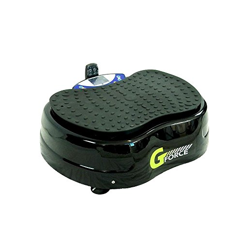 500 Watt Portable Whole Body Vibration Plate Exercise Machine by HEALTHandMED