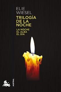 Trilogía de la noche par Wiesel