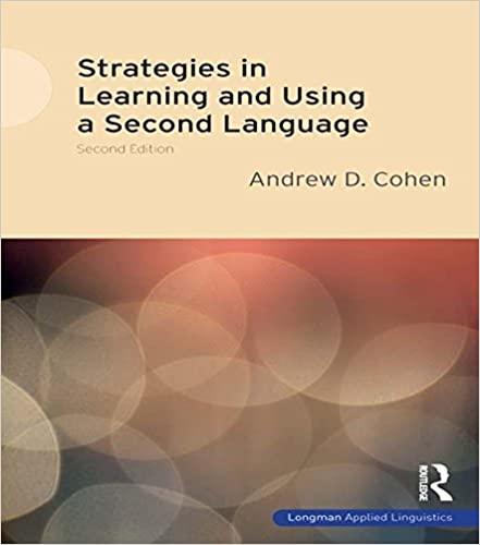 Read Strategies in Learning and Using a Second Language (Longman Applied Linguistics) PDF, azw (Kindle), ePub