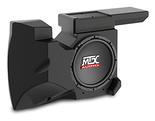 2016 to 2017 Polaris RZR XP Turbo Amplified Subwoofer Enclosure By MTX Audio RZRXP-10 by MTX Audio