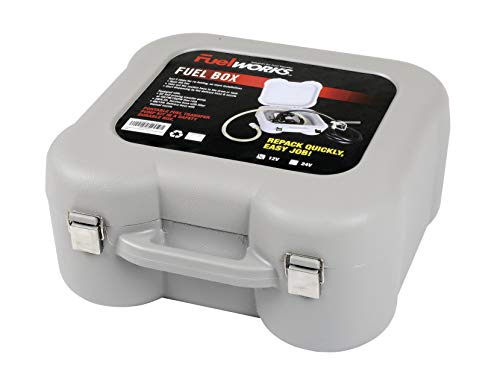 12 Volt Dc Fuel Transfer - Fuelworks Heavy Duty Electric DC 12V