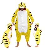 Fierce Tiger Kigurumi (All Ages Costume)