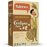 Tolerant Organic Gluten Free Chickpea Penne Pasta, 8oz - Case of 6