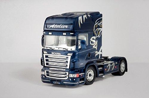 Italeri-3850S-Scania-R620-Atelier