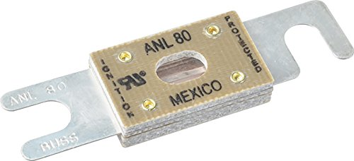 New DB Electrical ANL80 Bussman 80A Fuse for Universal