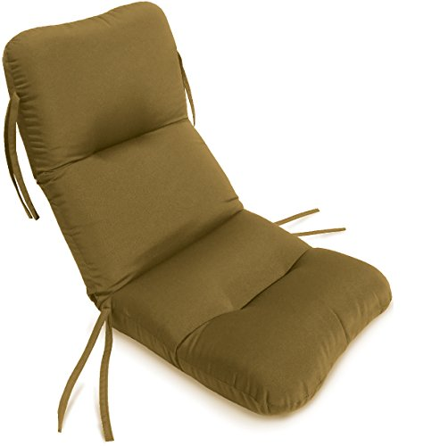Brass Outdoor Chair - 21W x 48L x 2H Hinge at 27