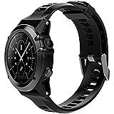 H1 Smart Watch Android 5.1 OS Smartwatch MTK6572 512MB RAM 4GB ROM GPS SIM 3G WCDM