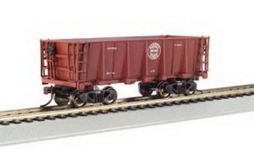 Bachmann Trains Duluth Missabe And Iron Range-Mineral Red Ore Car-Ho Scale