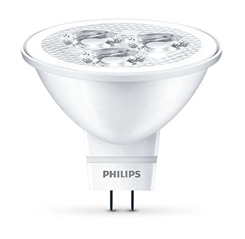 Philips 3W MR16 Essential LED 2700K Warm White Lamp Spot Light 12V Bulb GU5.3 Replace 35W Old Halogen , Store Shop Gallery Hall Lobby