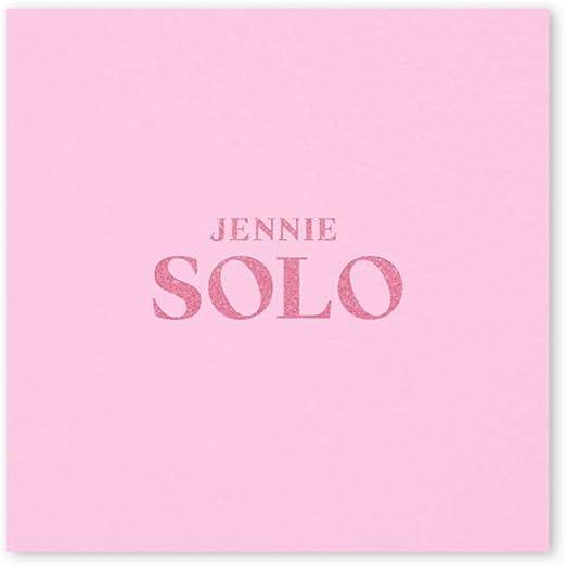 Blackpink Jennie [Solo] Photobook