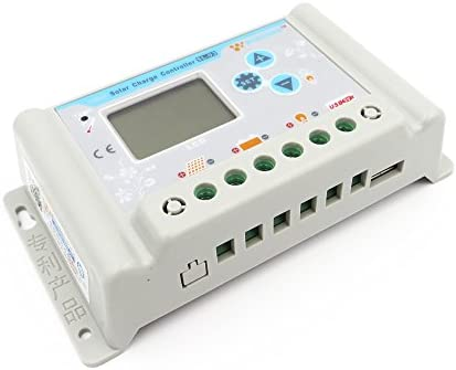 SL03-4810A DPJ 3A//10A//20A//30A 6V 12V 24V 48V 60V 3.7V 12.8V 25.6V 11.1V 14.8V 22.2V LI-ION NI-MH LiFePO4 Battery Solar Panel Charge Controller