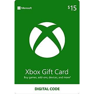 $15 Xbox Gift Card [Digital Code]