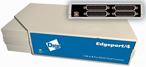 Digi Edgeport/4 Usb - Edgeport USB To 4port Rs-232 Serial Db25