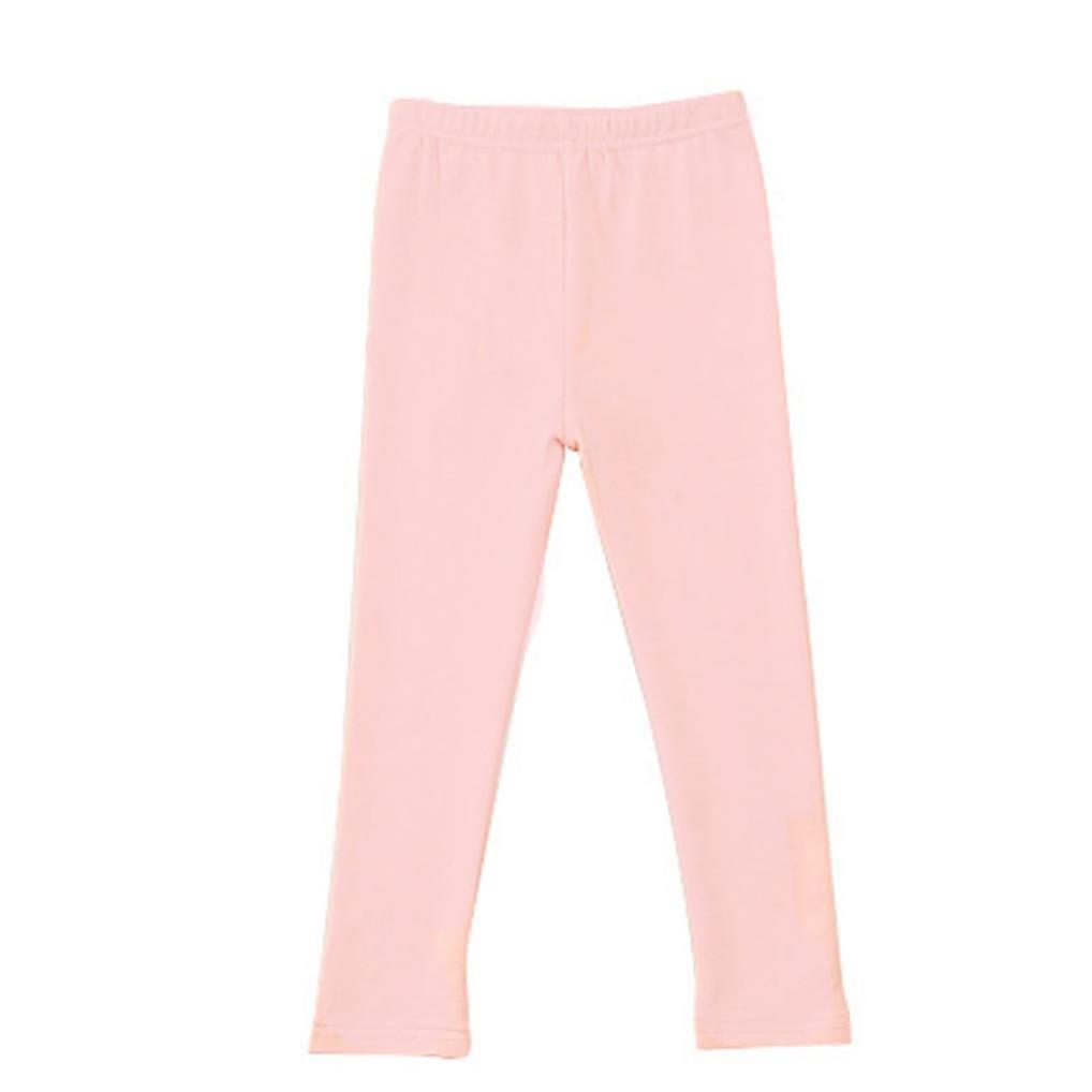 c09cb06ec25be AOJIAN Clearance Baby Cute Boy Girl Candy Clour Tops  Leggings Family  Clothes