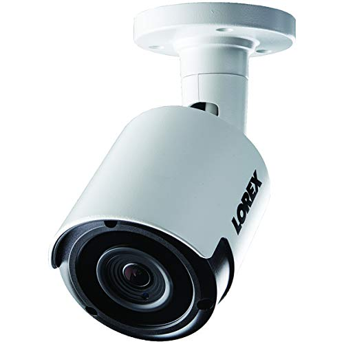 Lorex Indoor/Outdoor 2K IP Bullet Security Camera White LKB343B
