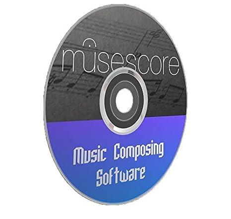 Music Score Writing Notation Composition Windows Mac PC