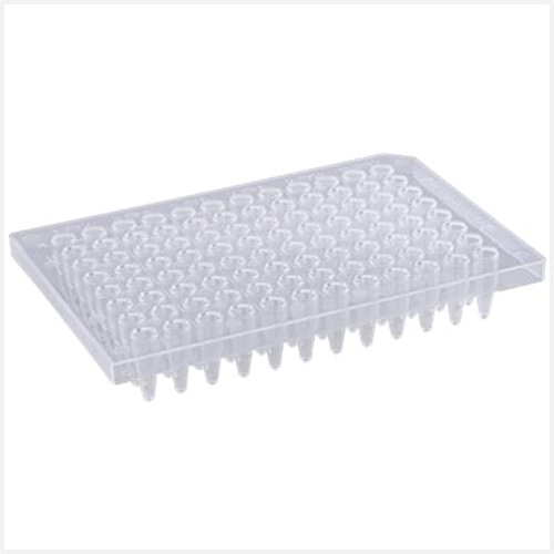 0.2ml Standard Profile qPCR 96 Well Plate (semi Skirt), 50/Box by Bioland