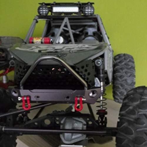 SODIAL RC Car Front Bumper Metal RC Model Parts for xial SCX10 1//10 Remote Control Crawler CNC Machined