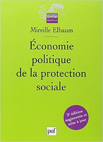 Lire Économie politique de la protection sociale pdf, epub