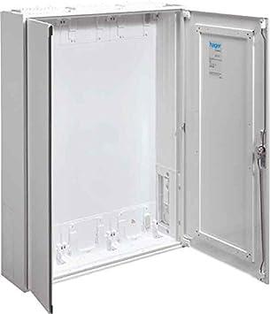 Hager ZB34W contador armario, IP54, SKII, 1100 x 1050 x 205: Amazon.es: Electrónica