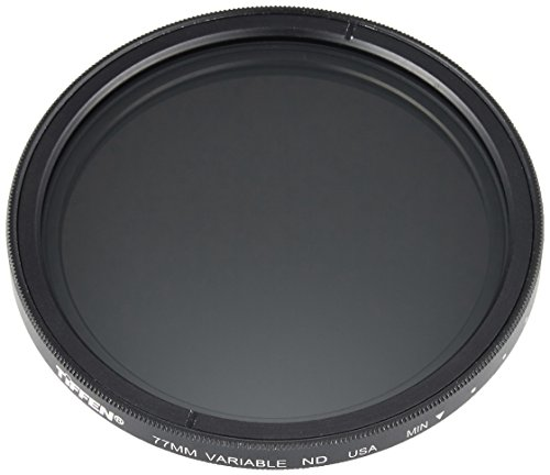 Tiffen 77mm Variable Neutral Density Filter 77VND for Camera lenses by Tiffen