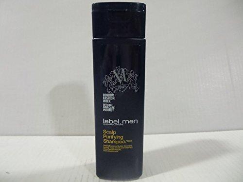 Label.M Men's Scalp Purifying Shampoo, 8.4 - Scalp Purifying Shampoo